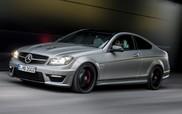 Mercedes-Benz nam predstavlja C 63 AMG Edition 507