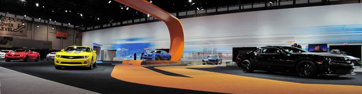 Chicago Auto Show 2013: фотоотчёт с выставки