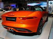 Chicago Motor Show 2013: Jaguar F-Type