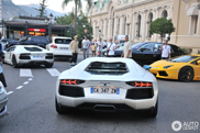 L'Aventador domine Monaco toute l'année