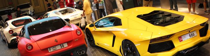 Должны поймать их всех: великолепное комбо в Дубаи!
