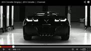 Chevrolet Corvette Stingray straluceste intr-o reclama puternica!