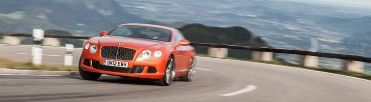 照片集锦: 宾利 Continental GT Speed