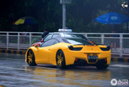Avvistata una Ferrari 458 Italia Novitec Rosso!