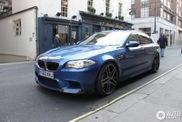 Avvistata la nuova BMW AC Schnitzer ACS5 Sport