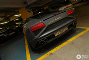 Novi Lamborghini Gallardo LP560-4 je primećen u Beču