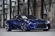 雷克萨斯概念车LF-LC 将再次在日内瓦展出