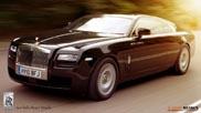 Wraith odaje utisak moćnog Rolls-Roycea
