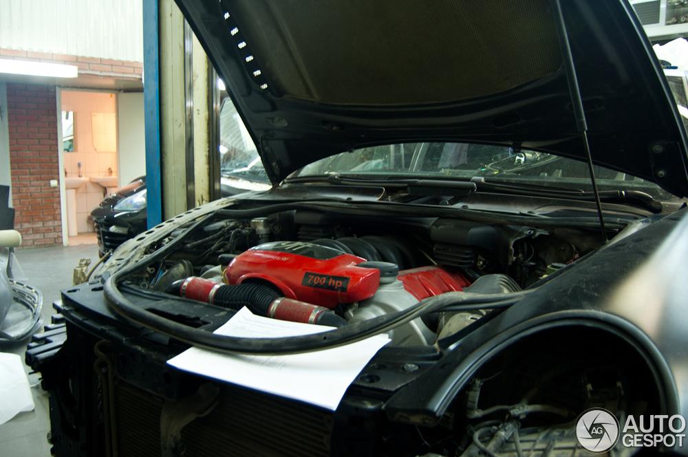 Moskou 2012 een kijkje in het atelier van topcar for Auto interieur verven