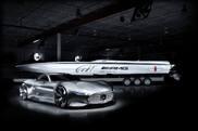 $1.5million Cigarette Racing 50′ Vision GT Concept
