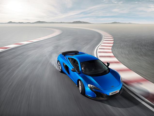Specificaties McLaren 650S nu officieel bekend gemaakt