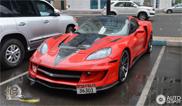 Reperat: Corvette C6 by Arsha Design