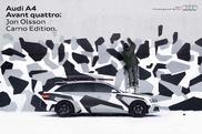 Audi A4 Avant Jon Olsson Camo Edition – doar 50 vor fi produse