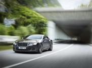 Bentley Continental GT Speed este reinoit