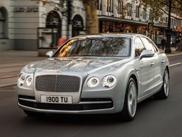 Bentley Flying Spur V8 este in final aici!