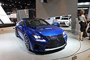 Sajam automobila Čikago 2014: Lexus RC F