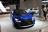 Chicago Motor Show 2014: Lexus RC-F