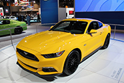 Chicago Auto Show 2014: Ford Mustang 2015
