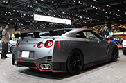 Chicago Auto Show 2014: Nissan GT-R Nismo
