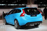 Chicago Auto Show 2014: Volvo S60 & V60 Polestar