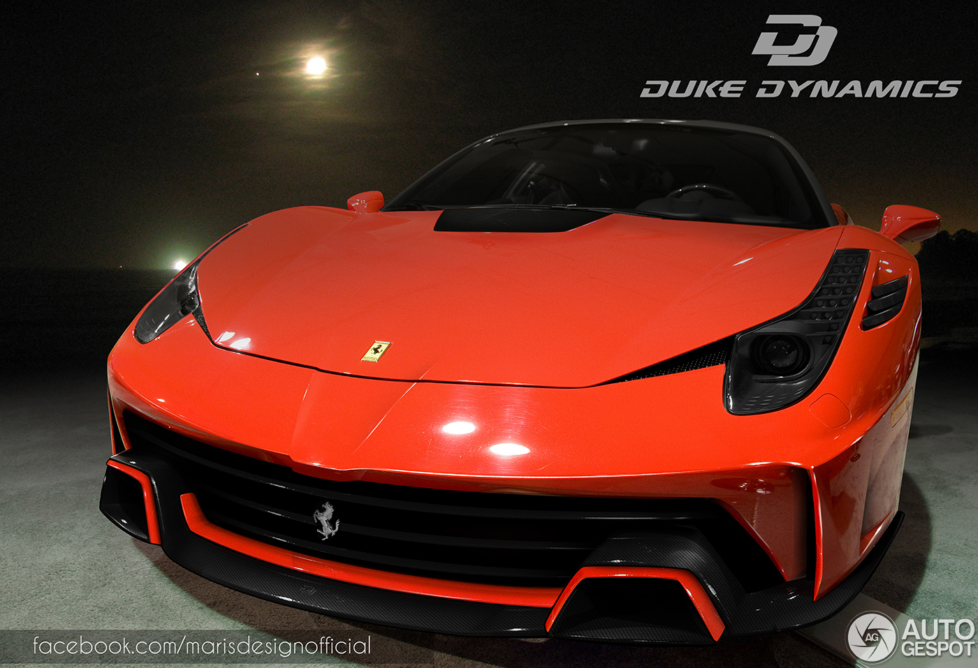 Duke Dynamics Tunes The Ferrari 458 Italia