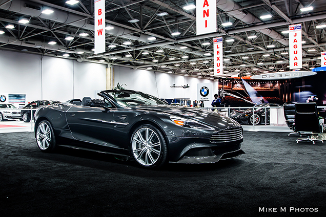 Photo Report DFW Auto Show In Dallas - Dallas car show