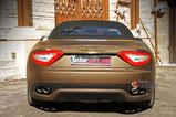 Fotoshoot: Maserati GranCabrio Fendi