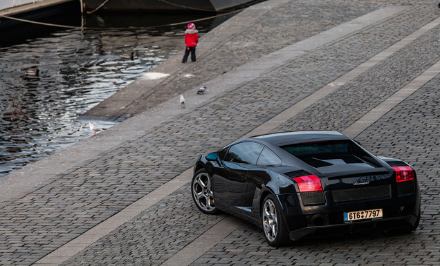Een droom: in het bezit zijn van een Lamborghini Gallardo