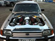 Incape un motor Koenigsegg intr-un Ford Granada? Da
