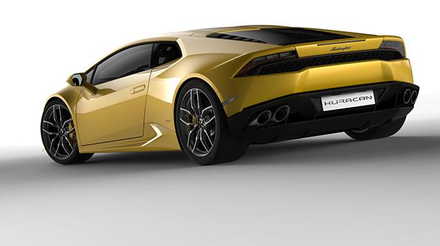 Lamborghini Huracán is regelrechte verkoophit