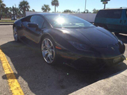 Lamborghini Huracán LP610-4 senza veli avvistata a Miami!!