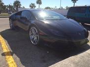 Lamborghini Huracán LP610-4 reperat in Miami!