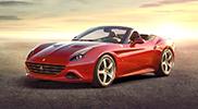 A primeira imagem do novo Ferrari California!
