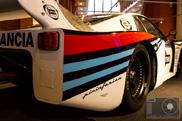 Niesamowita kolekcja Martini Racing w Louwman Museum