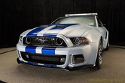Need For Speed Film Mustang Headed For Auction
