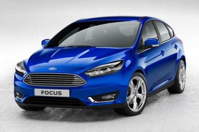 Mamy dla Was zdjęcia nowego Forda Focusa!