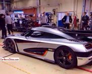Koenigsegg One:1 готов покорить Женеву