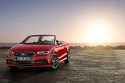 Audi S3 Cabriolet este gata de vara