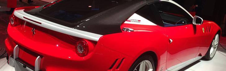 Ferrari SP FFX на Токийском автосалоне