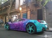Este ambalarea Ferrari 458 Italia una de top?