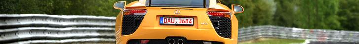 True legend: the Nürburgring!
