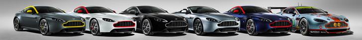 Aston Martin V8 Vantage N430 va debuta in Geneva