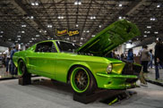 Evenimentt: World of Wheels show de masini in Detroit