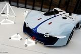 Exposition de Concept-Cars aux Invalides