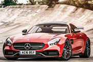 Une Mercedes-AMG GT plus puissante arrive bientôt