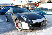 Ferrari a preparar facelift para o FF