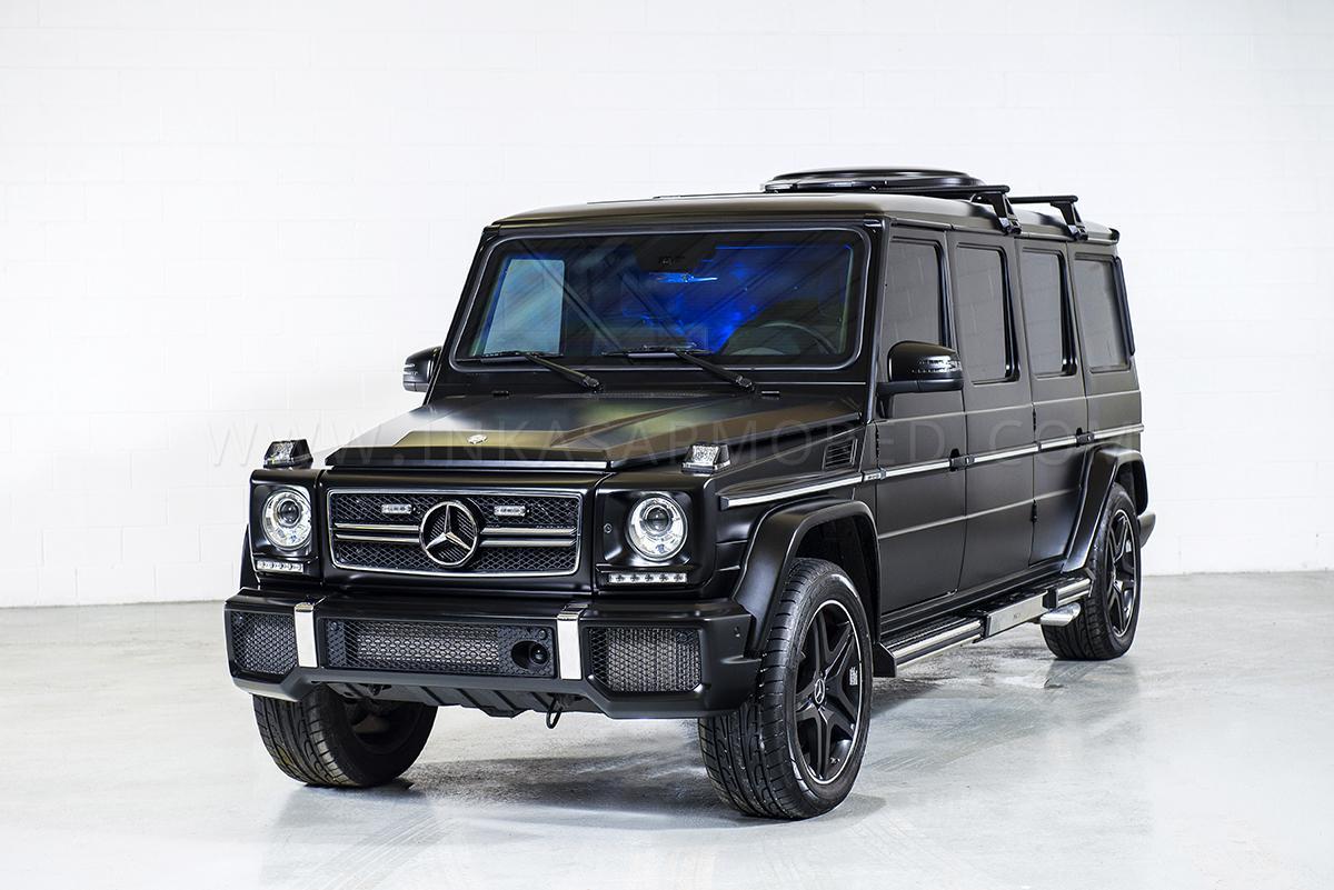Perfect Voor De Oud Kgb Er Mercedes Benz G 63 Amg Door Inkas