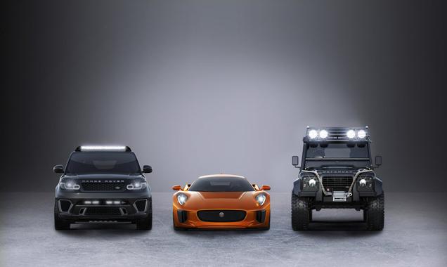 Britse merken schitteren in nieuwe James Bond film