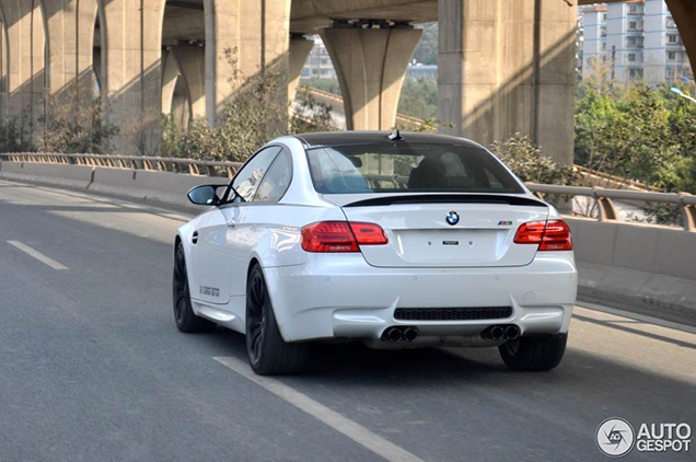 BMW M3 Carbon Edition Spotted in China - autoevolution