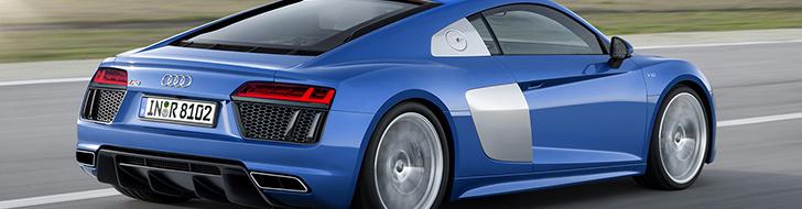 Audi présente la nouvelle R8